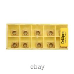 10pcs CCMT09T304 CCMT32.5 Carbide Inserts For Lathe SCLCR Turning Tool Holder