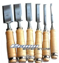 1/2 HP 40 375W Power Turning Wood Lathe 1000mm WoodShop with6pc Wood Chisel Set
