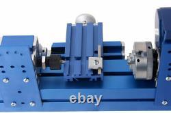 20000r/min Mini Wood-turning Lathe Motorized Metalworking Machine Tool for Hobby