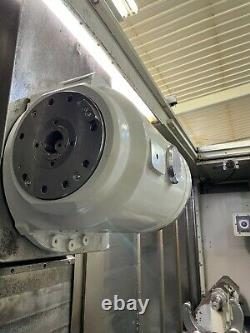 2006 MAZAK INTEGREX e-410H TURNING CENTER CNC LATHE New Mazak Installed Spindle