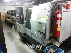 38MM TSUGAMI B038TE 9-AXIS PRECISION CNC TURNING CENTER LATHE new 2016