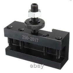5pcs BXA 250-201 XL Oversize 3/4 Turning Tool Holder for 10-15 Lathe