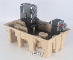 60W Extension Big Metal Wood-turning Lathe Machine Woodworking DIY Power Tool