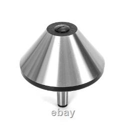 6 (150mm) MT3 Bull Nose Live Center Morse Taper For Lathe Hollow Turning FAST U