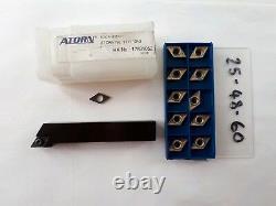 Atorn SDJCR 1616-H11 External Turning Lathe Tools