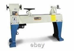 Baileigh WL-1840VS 220V Single Phase Heavy Duty Variable Speed Wood Turning Lath