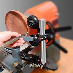 Carbide Wood Lathe Tools, Woodturning Tools Wood Lathe Turning Tool Set, with