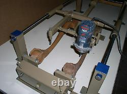 Carving Duplicator- Includes Special Turning Motor