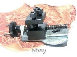 Emco Unimat 3 Mini Lathe Top Slide for Taper Turning, Ref No. 150190, New