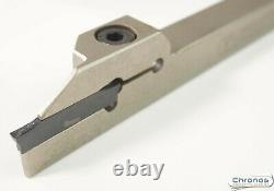 Glanze Set of Grooving, Turning & Boring Lathe Tools 10 mm Shank 777572