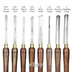Industrial M2 HSS High Speed Steel Wood Turning Lathe Tools Chisel Gouge