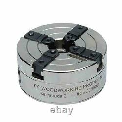 Lathe Key Chuck System Jaws Set Wood Turning/Turner Shop Fox W1758/OneWay 1224