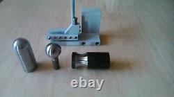 Lathe ball turning attachment radius for Boxford Metal Lathe