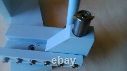 Lathe ball turning attachment radius for Wabeco D6000