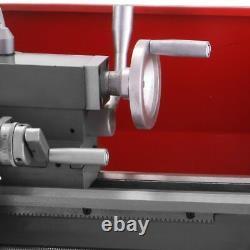 Metal Turning Lathe Machine 2500RPM Automatic Milling 600W Mini Woodworking