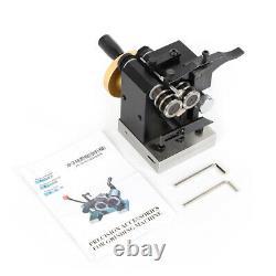 Mini Punch Pin Grinder Punch Pin Grinding Machine Lathe CNC Turning Tool New