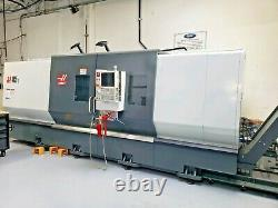NEW 2019 HAAS ST45L CNC TURNING CENTER LATHE, Tailstock, Tool Presetter, ST20