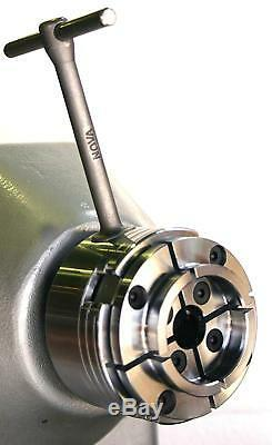 NEW! NOVA 48232 G3 Reversible Wood Turning Chuck 1 8TPI Thread G3