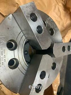 New In Box Kitagawa B-210 Hydraulic Power Lathe Chuck CNC Turning Okuma A2-8