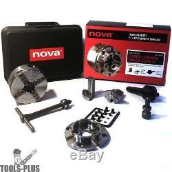 Nova Lathes 48265 G3 Pen Turning Bundle (Includes 48232, 6034, 9048 + Case) New