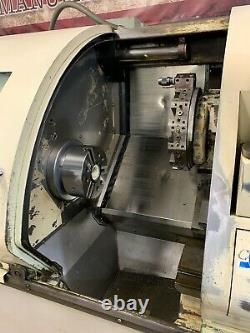 Okuma Crown 762s See New Video Cnc Turning Center Lathe Haas Hurco Makino