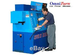 OmniTurn GT-75 CNC Turning Center (Lathe)