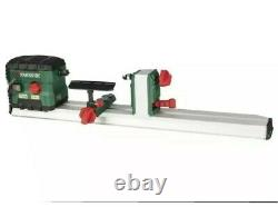 Parkside Wood turning Lathe, 60cm, 550W Benchtop 3 Year Warranty invoice include