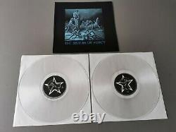 SISTERS OF MERCY lim/num Lathe Cut 40/50 clear Vinyl 2LP Don`t Turn On Lights