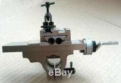 Saddle with Turning Tool for Watchmaker Lathe New