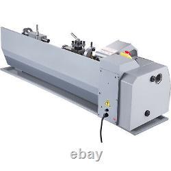 VEVOR Mini Metal Turning Thread Lathe Machine Wood Drilling Woodworking 850W