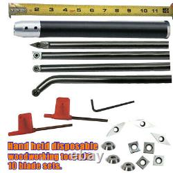 Wood Turning Tool Carbide Insert Wrench Cutter Tools Woodworking Lathe Chisel