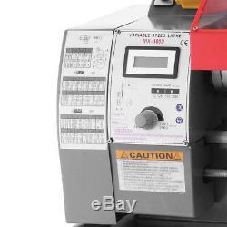 600w Mini Métal Tour Machine Automatique En Bois Foreuse 7 ' ' X 12 ' ' Benchtop