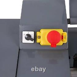 8 × 16 Mini Metal Lathe 1100w Metal Gear Digital Display 9 Outils Rotants