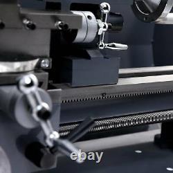 8x14 Digital Metal Turning Mini Lathe Machine Auto Metal Wood Milling Diy