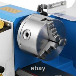 Accessoire 7x14 Milling Cj18a Blue Digital Mini Lathe Metal Turning Package