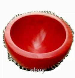 Belle! Pink Ivory Turning Wood Bowl Blank Lathe 8 X 8 X 2 Navire Gratuit
