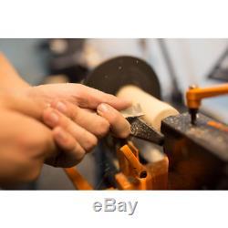 Benchtop Tour À Bois 8 Po. X 12 Po. De Vitesse Variable Turning Travail Du Bois Accueil Boutique