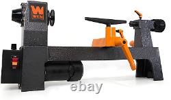 Bois Tournant Lathe Benchtop Variable Speed Woodturning Tool Centering Drilling