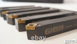 Ensemble D'outils De Tour De Tour 10mm Glanze Indexable 777103