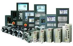 Gsk 980 Cnc Control Tournage, C Axis, Centre Tournage, Double Broche Analog, Mpg