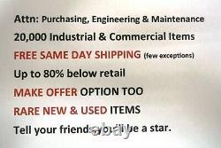 Jorgensen Universal Wood Turning Lathe Woodworking Model #71243 Free Shipping