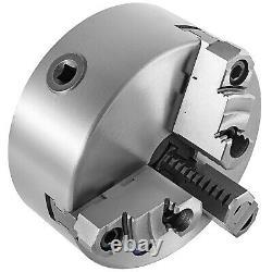 K11-200 8 3 Jaw Lathe Chuck Réversible Jaw Wood Turning Tool 3600r/min 3-m10