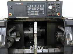 Mazak Dual Turn 25 2000 Twin Spindle Lathe