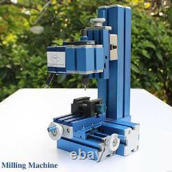 Métal Mini Turning Lathe Machine Motorisé Métallurgie Bricolage Outils En Bois