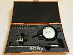 Mitutoyo 511-204 Cadran Bore Calibre 10-18.5m Machiniste Ingénierie Turning Lathe