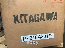 Nouveau In Box Kitagawa B-210 Hydraulic Power Lathe Chuck Cnc Turning Okuma A2-8