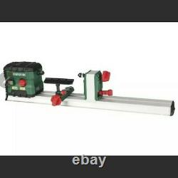 Parkside Wood Tournant Lathe, 60cm, 550w Benchtop 3 Year Warranty Facture Comprennent