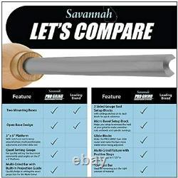 Pro Grind Sharpening System For Lathe Turning Tools, Chisels, Skews, Gouges, Gabarit