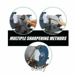 Pro Grind Sharpening System For Lathe Turning Tools Slotted Platform Tool Rest