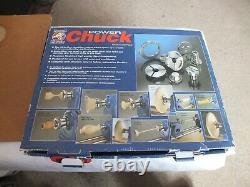 Puissance Record Rp3000x Power Chuck 3/4x16tpi Pour Le Tour Et Le Virage En Bois